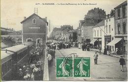 SAINT NAZAIRE  Gare Du Tramway De La ROCHE-BERNARD - Saint Nazaire