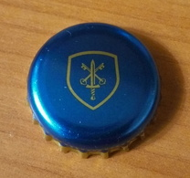 Beer Bottle Cap Capsule Kronkorken Affligem Blonde Belgium Brouwerij Affligem / De Smedt (Heineken) Brewery - Bière