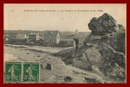 Port-blanc * Les Rochers De Roch'annic   ( Scan Recto Et Verso ) - Penvénan