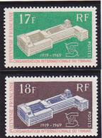 N° 70 & 71 Neufs ** Voir Verso - - Polynésie Française