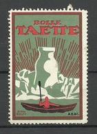 Alte Vignette Poster Stamp Bolle Taette * - Vignetten (Erinnophilie)