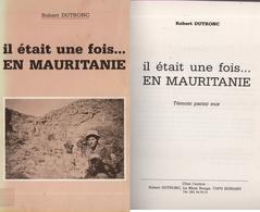 1945-1960. Commandos Parachutistes En Mauritanie Et Au Maroc (5 Scannes) - Unclassified