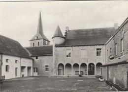 Galmaerden ,Galmaarden ,   Binnenkoer Van Het Baljuwhuis, XVIIe Eeuwse Bouwstijl. - Galmaarden