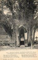 CPA - Environs De ROUTOT (27) La HAYE-de-ROUTOT - Thème : Arbre - Aspect Du Gros If-chapelle En 1917 - Routot