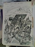 60 ° FONDAZIONE REGGIMENTO ALPINI VERONA ILLUSTRATA GURRE 1941 ALBANIA  GNAUCA SE MORO N1980  GV3664 - Regimientos