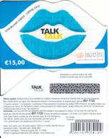 GREECE - Talk Talk, Altec Prepaid Card 15 Euro, Tirage 10000, Exp.date 30/06/05, Sample - Greece