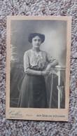PHOTO DE DALMATIE PROUTEAU 1912 22 ANS PHOTO COLLIN RUE DU PALAIS  SABLES D OLONNE FAMILLE DE L ABBE PROUTEAU - Personnes Identifiées