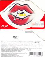 GREECE - Talk Talk, Altec Prepaid Card 9 Euro, Exp.date 30/06/05, Sample - Greece