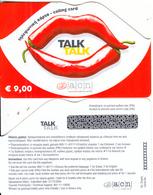 GREECE - Talk Talk, Altec Prepaid Card 9 Euro, Exp.date 31/12/04, Sample - Greece