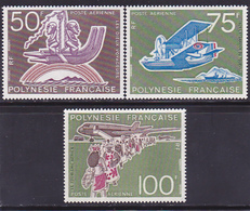 PA N°  89- 90- 91  Neufs ** Voir Verso - - Poste Aérienne