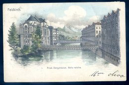 Cpa Autriche Feldkirch Privat Obergymnasium , Stella Matutina  Sept18-01 - Sonstige