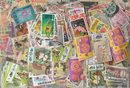 Malaysia 2.000 Different Stamps  With Staatenbund - Malaysia (1964-...)