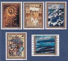PA N°  77-78-79-80-81 Neufs ** Voir Verso - - Poste Aérienne