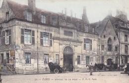 PARIS V° CPA Ancien HOPITAL De La PITIE Rue COPEAU Devenue LACEPEDE Rue Du BATTOIR Devenu QUATREFAGES - Arrondissement: 05