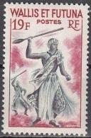 Wallis & Futuna 1957 Yvert 158B Neuf ** Cote (2015) 2.90 Euro Danse De La Sagaïe - Wallis-Et-Futuna