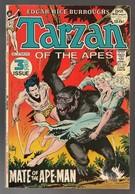 Tarzan Of The Apes Nr 209 - (In English) DC - National Periodical Publications. Inc. - June 1972 - Joe Kubert - BE - DC