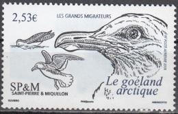 Saint-Pierre & Miquelon 2006 Yvert Poste Aèrienne 86 Neuf ** Cote (2015) 10.00 Euro Le Goéland Arctique - Poste Aérienne