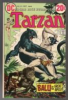 Tarzan Nr 213 - (In English) DC - National Periodical Publications. Inc. - October 1972 - Joe Kubert - BE - DC