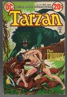 Tarzan Nr 218 - (In English) DC - National Periodical Publications. Inc. - March 1973 - Joe Kubert - BE - DC