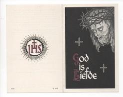 EERW. ZUSTER FERNANDA / GABRIELLE ROBBRECHTS  ° BALEN-NEET 1903 + ASSENEDE 1963 - Devotion Images