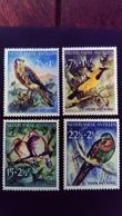 Antilles Neerlandaises Netherlands Antilles 1958 Animal Oiseaux Birds Yvert 259-262 ** MNH - Curacao, Netherlands Antilles, Aruba