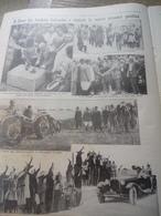 TRIBUNA ILLUSTRATA 1933 SABAUDIA SIRACUSA TRACCE DI UMIDITA' - Libros, Revistas, Cómics