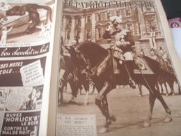 PATRIOTE /GEORGE V MORT/CROIX DE FEU BRUXELLES PERE DAMIEN LEPRE /IBIZA BALEARES/ /ELEPHANT CHOCOLAT COTE D OR - 1900 - 1949
