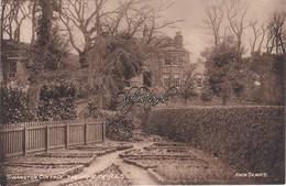 Old Postcardc  Swanston Cottage Home Robert Louis Stevenson Edingburgh. C1900 - Midlothian/ Edinburgh