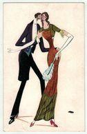 Couple // Fantaisie // Dessin De Caricature Série 1132 - Couples