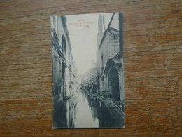 """Angers , Inondations De Janvier 1910 , Rue Du Cornet """""""" Carte Animée  """""""" - Angers"""