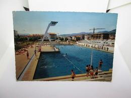 Carte Postale  CLERMONT FERRAND  PISCINE  COUBERTIN  CPA Années 60  15x10,4 - Clermont Ferrand