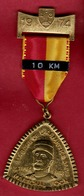 Une Médaille De Marche  SAIVE  MARECHAL FOCH - Autres Collections
