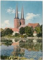 LUBECK, Blick Zum Dom, Germany, 1967 Used Postcard [21906] - Luebeck