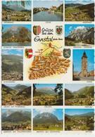 Grusse Aus Dem Ennstal, Austria, 1974 Used Postcard [21907] - Austria
