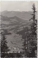 Blick Auf WESTENDORF 800m, Tirol, 1958 Used Real Photo Postcard [21908] - Austria
