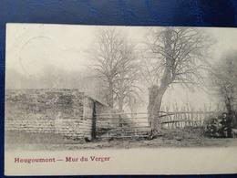 Waterloo-Hougoumont-Mur Du Verger-1902 - Waterloo