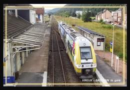 08  VIREUX  MOLHAIN  .... La  Gare  Interieure - France