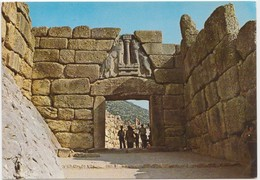 Greece, MYCENAE: The Gate Of Lions, Unused Postcard [21914] - Greece