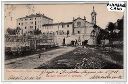 9364 CPA  POST CARD  ITALY  PIEMONTE COLLEGIO CONVITTO CUORGUE - Education, Schools And Universities