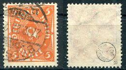 Deutsches Reich Michel-Nr. 227a Gestempelt - Geprüft - Deutschland