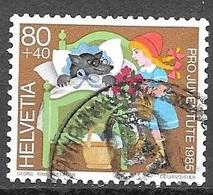 1985 80c+40c Red Riding Hood, Used - Switzerland