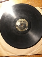 Brunswick   -   Anni 30/40.  M 1384. Anacleto Rossi Con Los Hidalgos - 78 Rpm - Gramophone Records