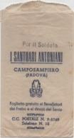 Bustina Portasantini Del Santuario Antoniano Di Camposampiero (Padova), Per Il Soldato - Devotion Images