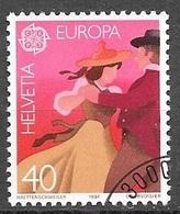 1981 40c Europa, Used - Switzerland