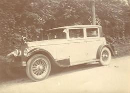 Photo Automobile 1930 - Automobiles