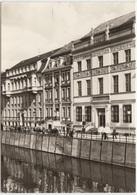 Berlin, Hauptstadt Der DDR, Ermeler Haus, 1972 Used Real Photo Postcard [21919] - Germany