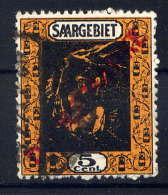 SARRE  - S2° - MINEUR - Dienstzegels