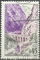 1960 0.45fr Kerrata Gorge, Used - France