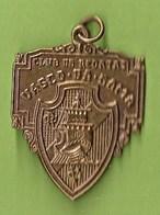 Rio De Janeiro - Medalha Do Club De Regatas Vasco Da Gama - Futebol - Football - Medal - Brasil - Tokens & Medals