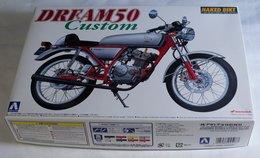 Honda Dream 50 Custom 1/12 ( Aoshima ) - Motorcycles
